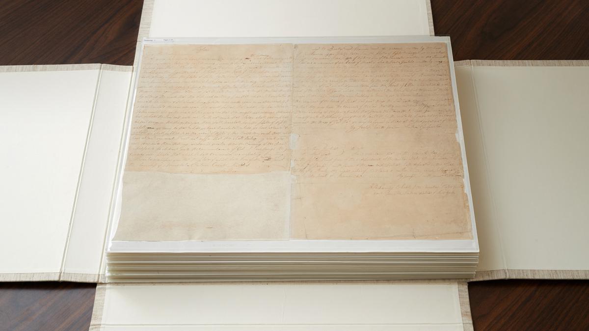 Црква је откупила рукопис за штампу Мормонове књиге