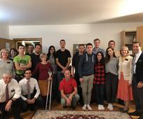 Конференција за младе одрасле самце северно јадранске мисије