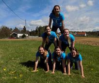 Slovenske sestre misijonarke tekle 8 kilometrov v podporo otrokom z rakom