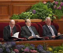 Nasledstvo v predsedstvu Cerkve Jezusa Kristusa svetih iz poslednjih dni