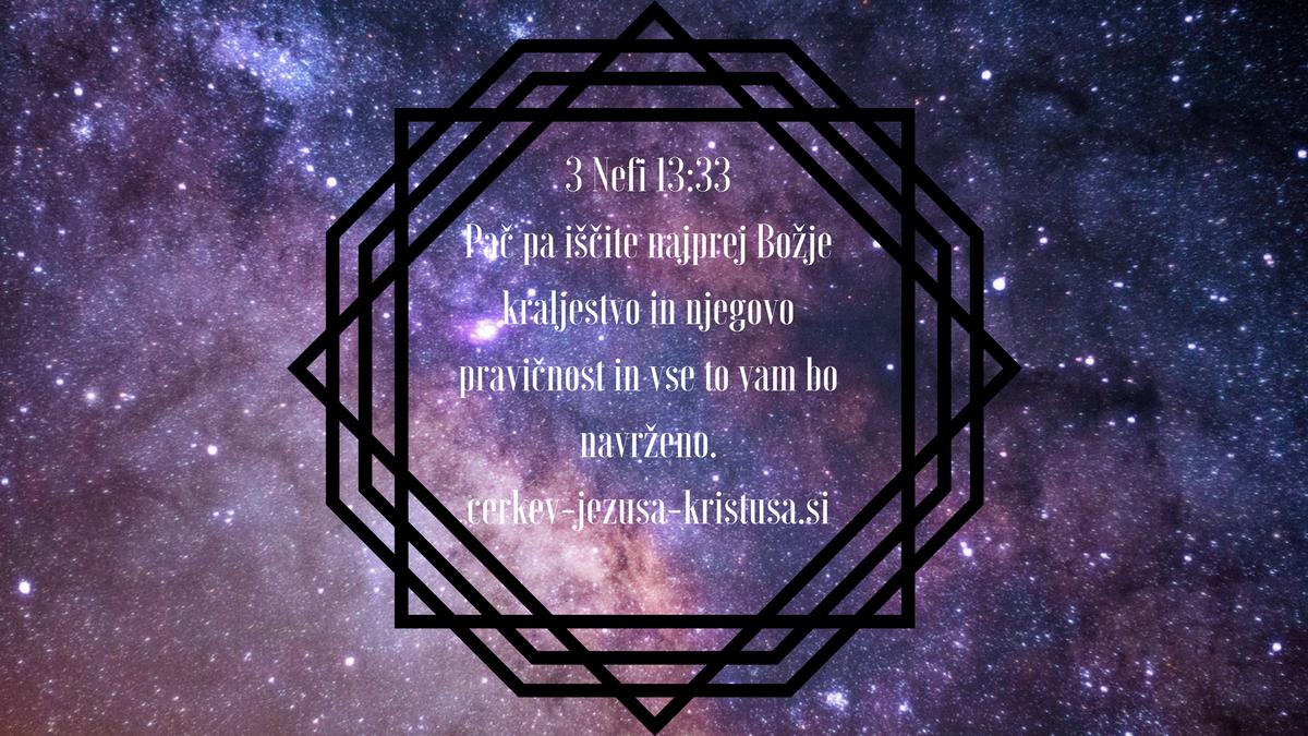 3 Nefi 13:33