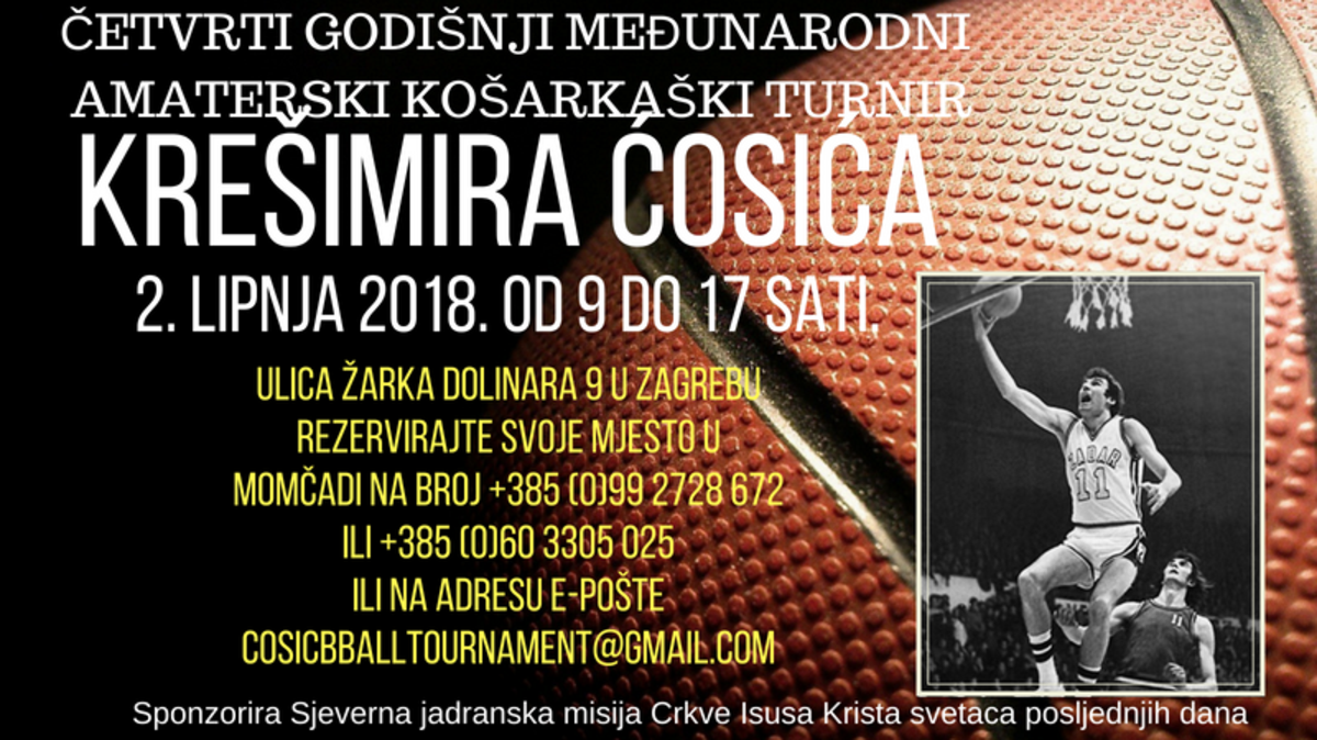 Košarkaški turnir Krešimira Ćosića
