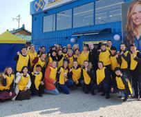Mormonske roke pomoči služijo na olimpijskih igrah v Pjongčangu