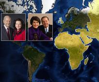 Predsednik Nelson bo aprila obiskal Evropo, Afriko in Azijo