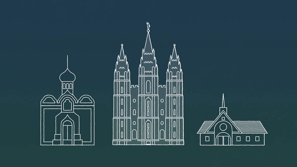 Mormonski hramovi