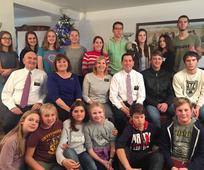 Zimska konferenca za mlade poudarja iskanje miru v Kristusu