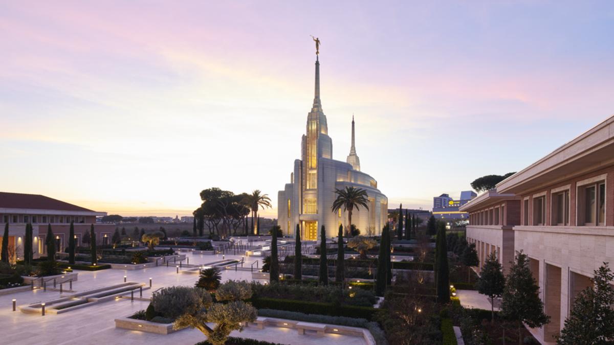 Пророк ће посветити Храм у Риму у Италији