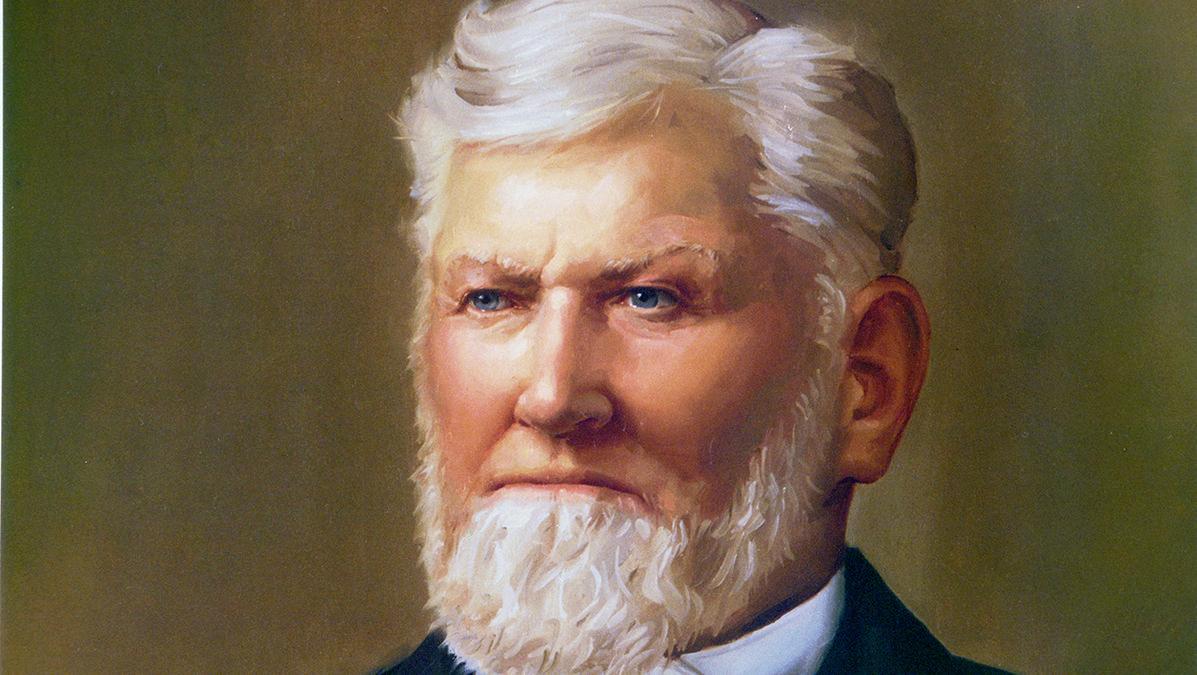 Svjedoćanstvo presjednika Wilforda Woodruffa