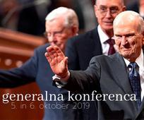 Generalna konferenca 5. in 6. oktober 2019