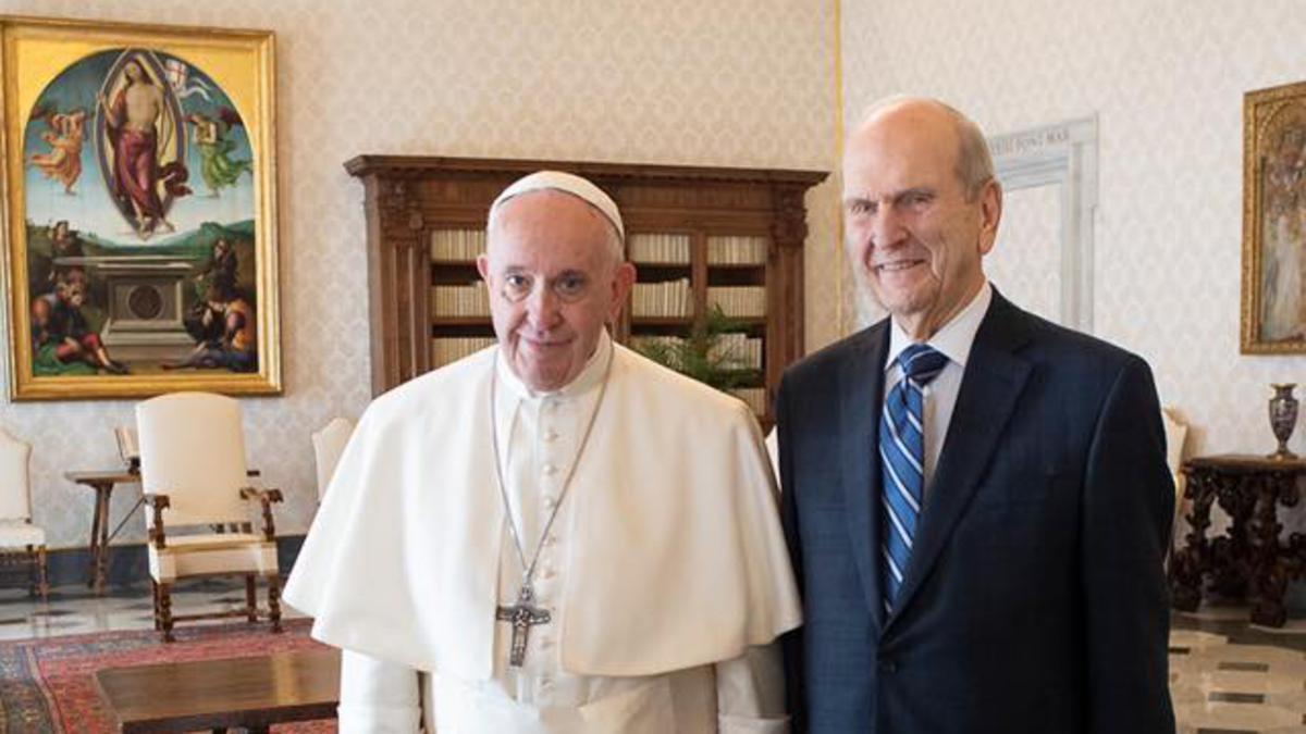 Predsjednik Nelson i Papa