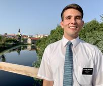 """Млади мисионар се враћа """"кући"""" у земљу својих предака"""