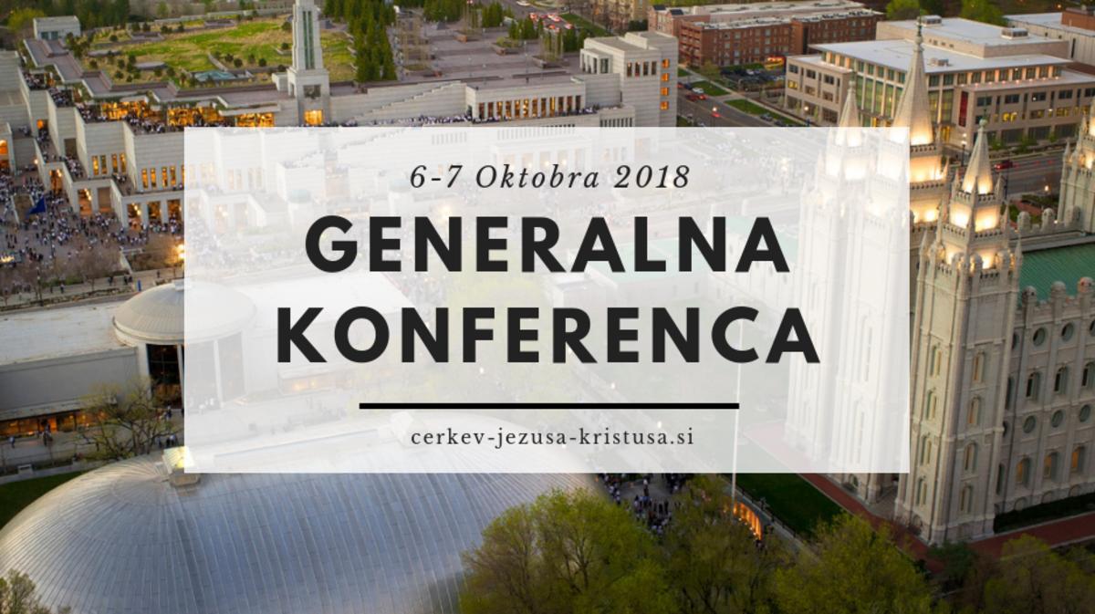 Generalna Konferenca