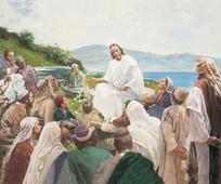 Učící Kristus