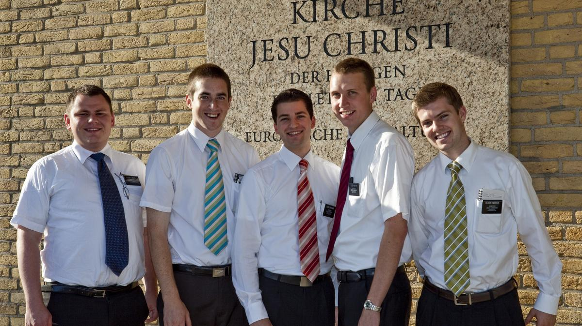 Misionáři