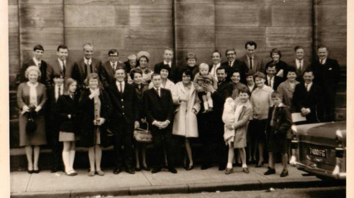 Spomienka na prvé generálne konferencie