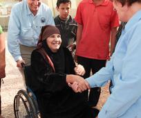 LDS Charities pomáha v utečeneckých táboroch