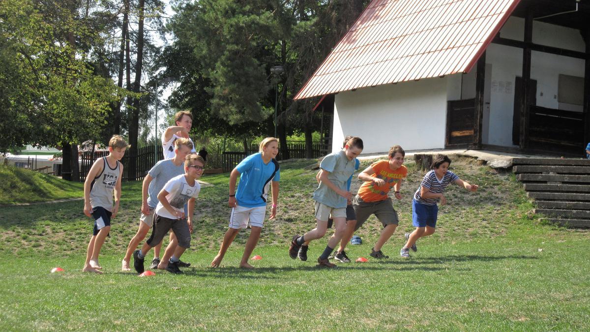 Tábor Mladých mužů 2018