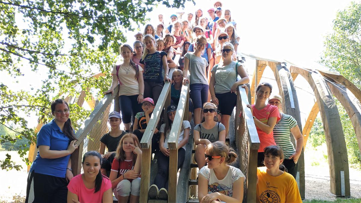 Tábor Mladých žen 2018