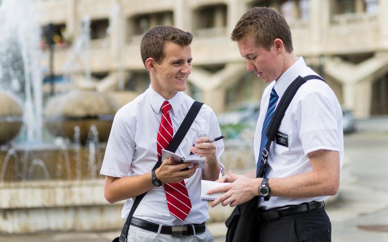Lähetyssaarnaajat