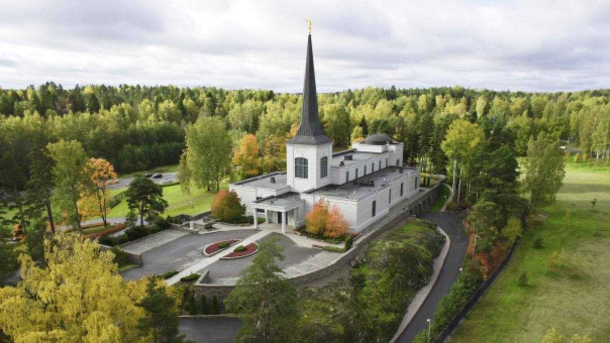 Helsingin temppeli - lisätietoja