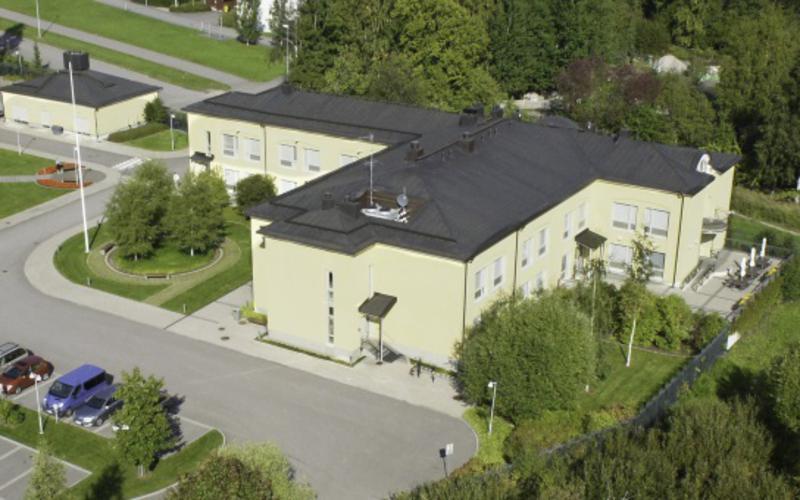 Helsingin temppelin jakelukeskus
