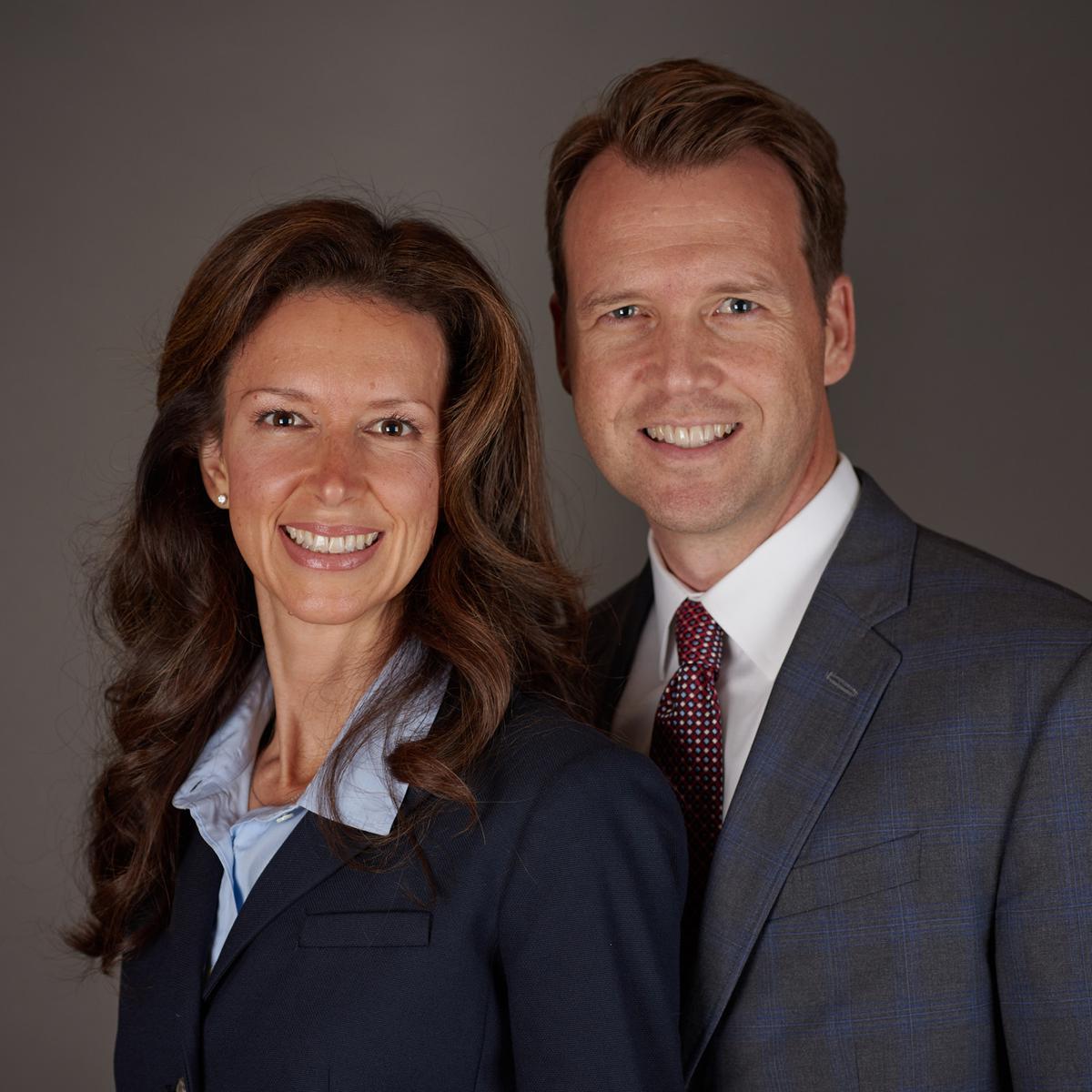 Elder & Sister Sorensen