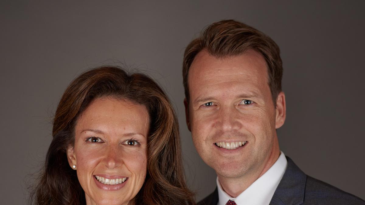Président et soeur Sorensen