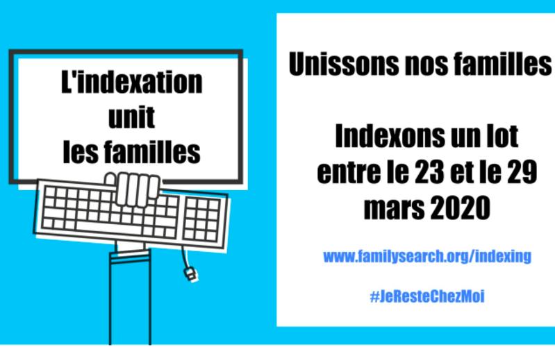Indexation unit les familles