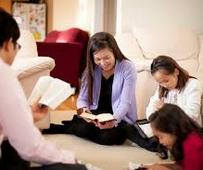 Familien Schriftenstudium