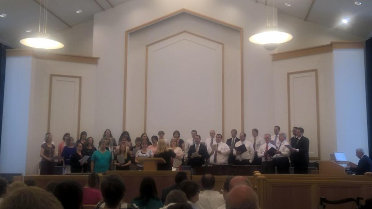 Fireside mit dem Mormon Tabernacle Choir
