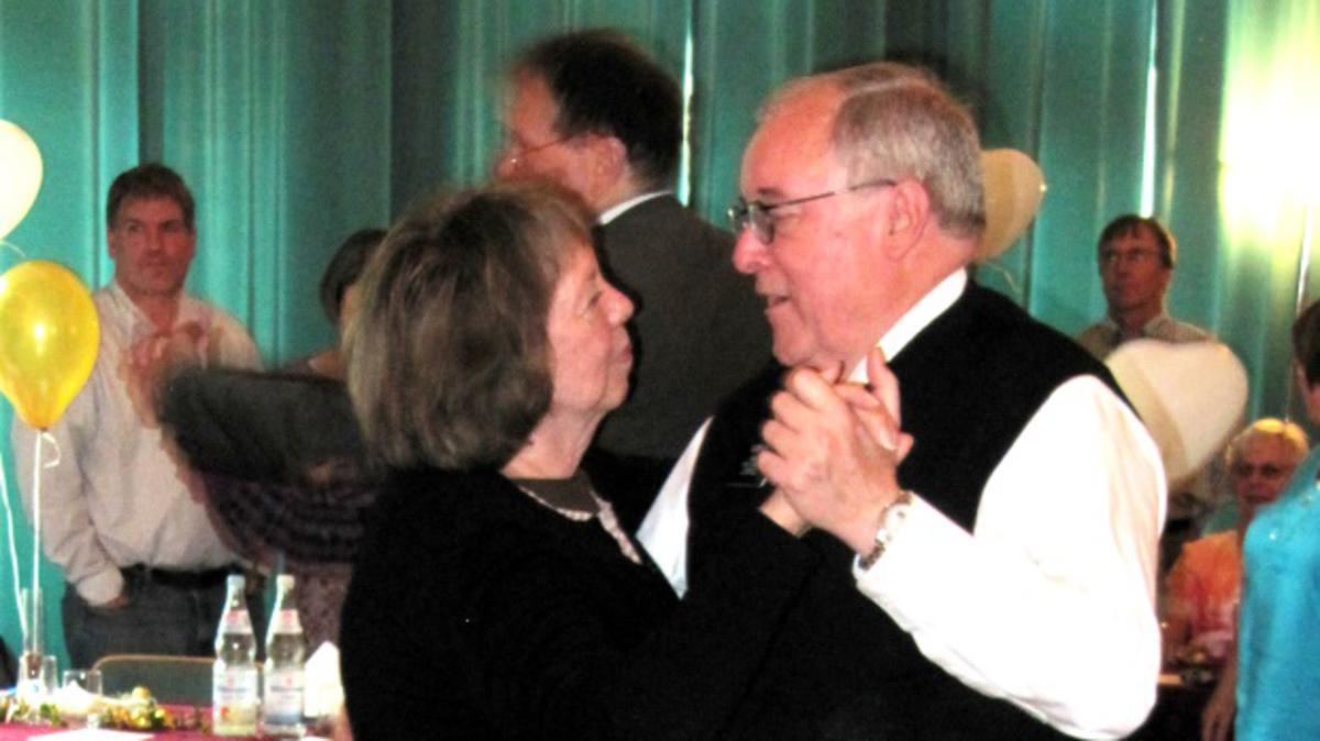 Goldene Hochzeit während der Missionszeit