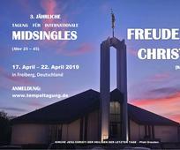 Freiberg Temple Convention - für Midsingles 25-45 Jahre