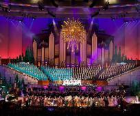 Tabernakelchor und Orchester am Tempelplatz präsentieren in einem weltweiten Live-Konzert Händels 'Messias'
