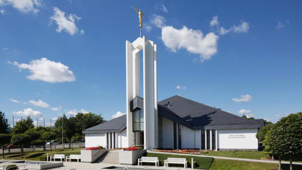 """Lernen Sie den """"neuen"""" Freiberg Tempel kennen!"""