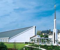 Der Tempel in Frankfurt (OT Friedrichsdorf)