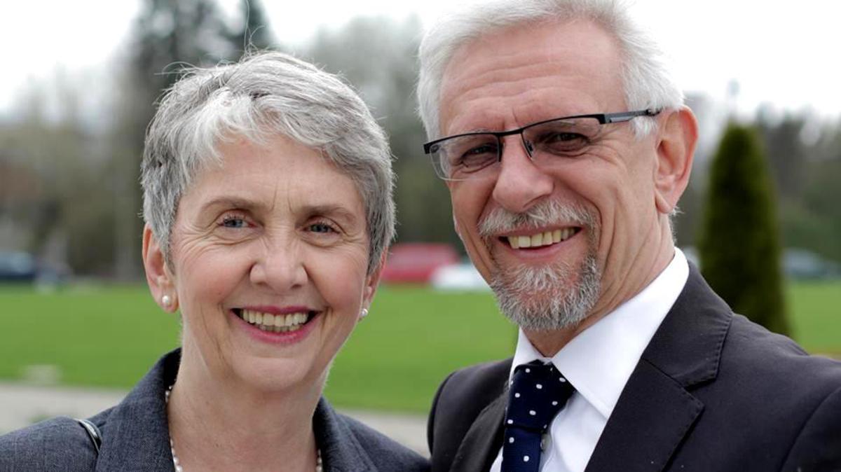 Ehepaar Bartsch