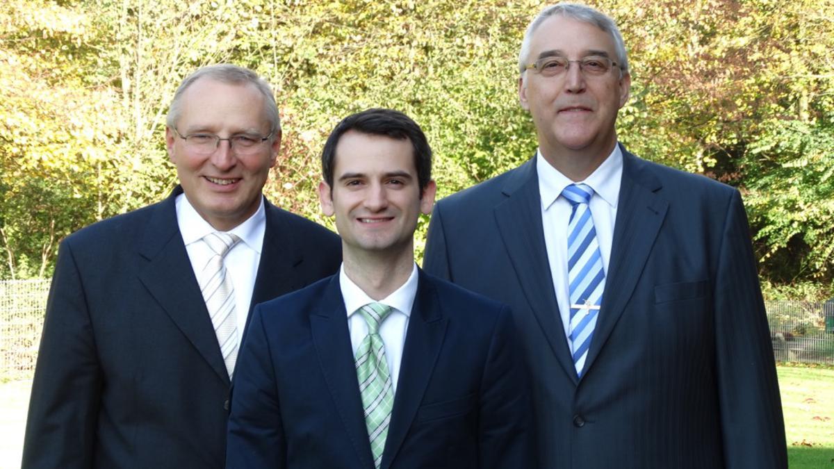 Neue Bischofschaft in der Gemeinde Pinneberg