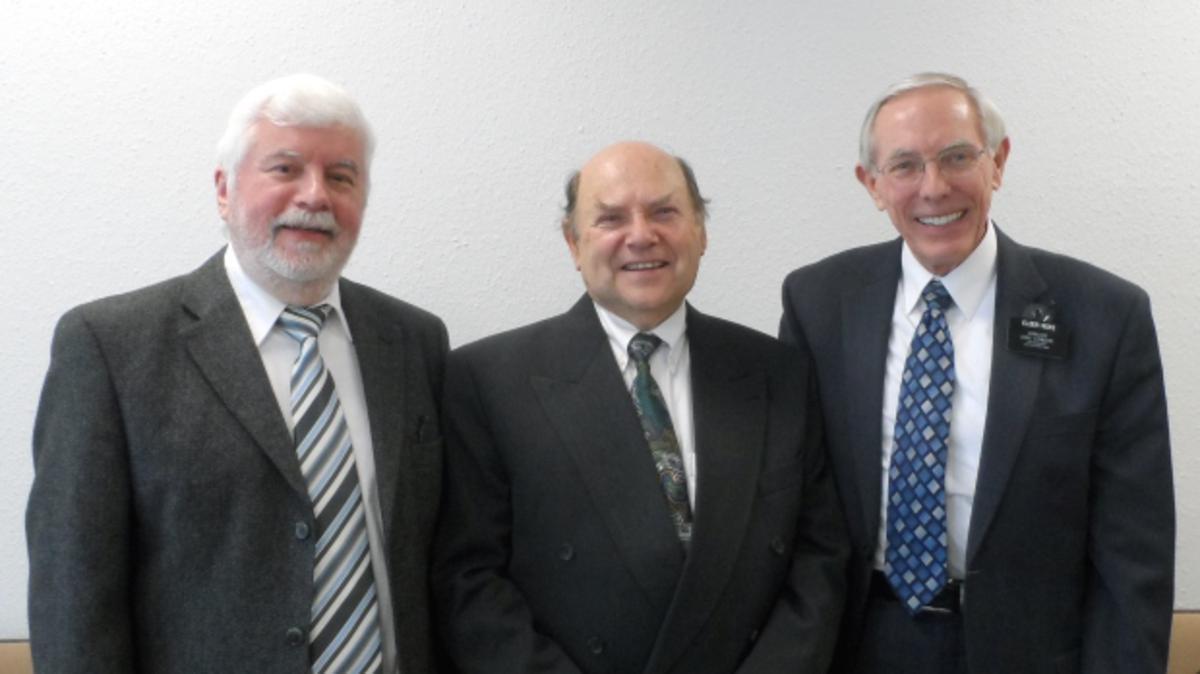 Neue Zweigpräsidentschaft in Ravensburg berufen
