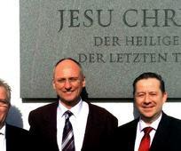 Die neue Zweigpräsidentschaft in Wesel