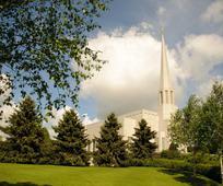 Ο ναός του Πρέστον