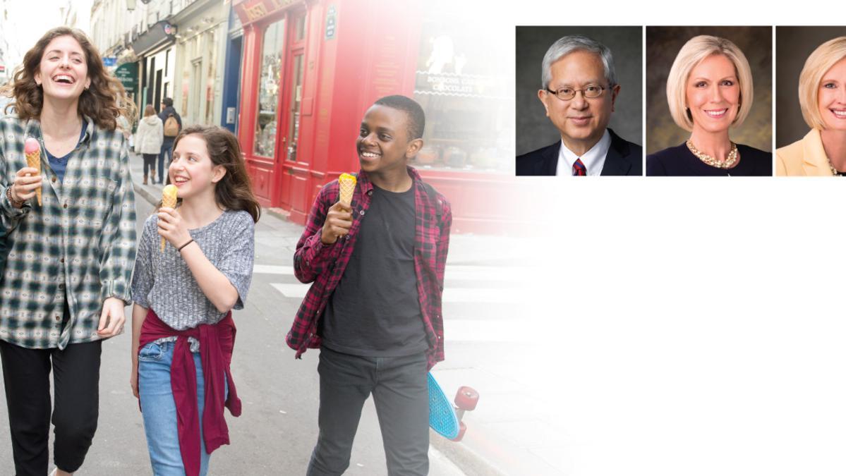 Face to Face uitzending voor kinderen en jeugd
