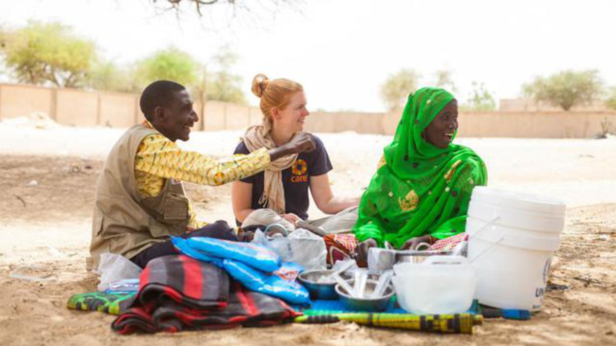 Utolsó napi szentek nyújtanak segítséget az éhezőknek Afrikában és a Közel-Keleten