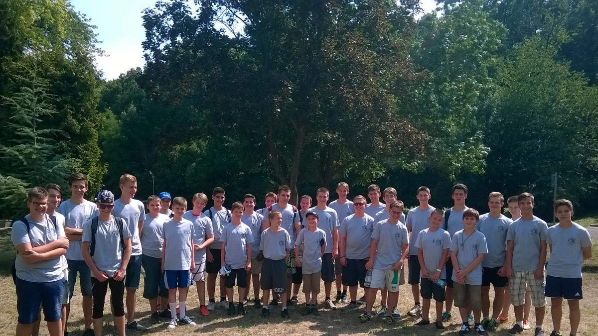Barátság, bizonyság, Balaton – mormon fiatalok nyári tábora