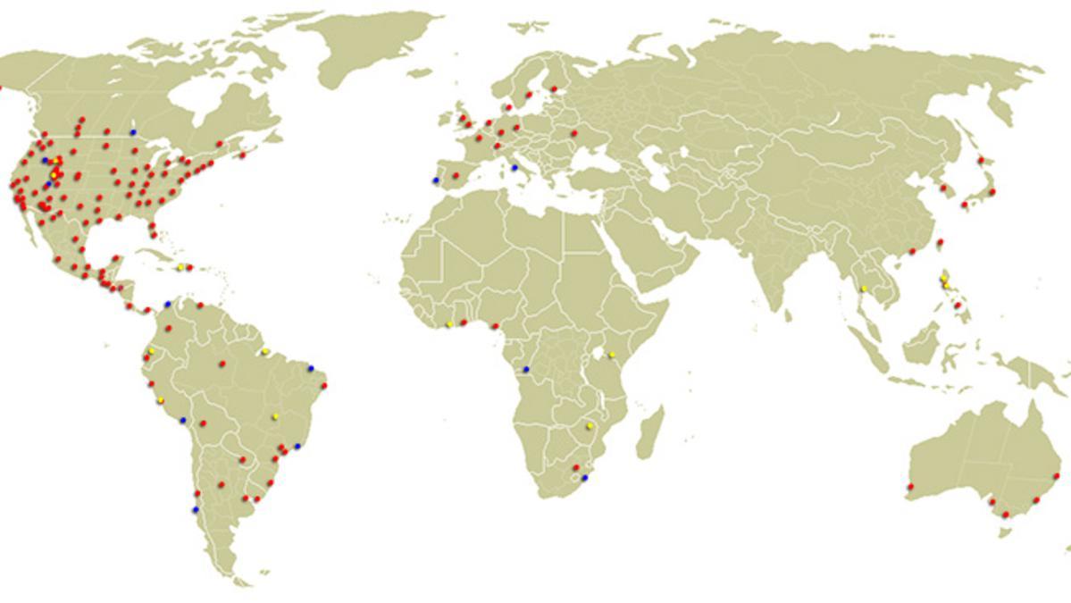 Szent templomok a világon
