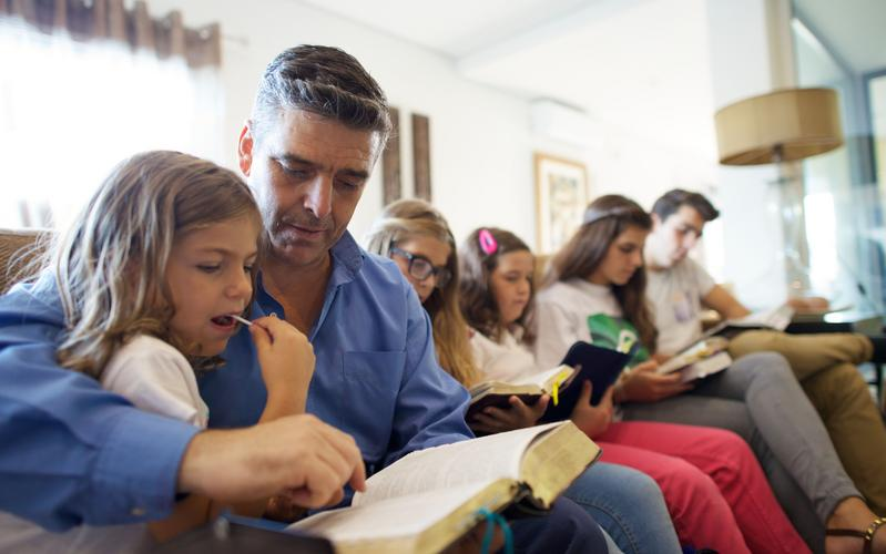 Family Scripture Study