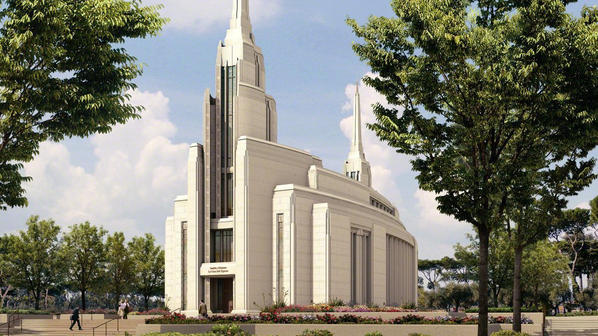 Digiuno di ringraziamento per il Tempio
