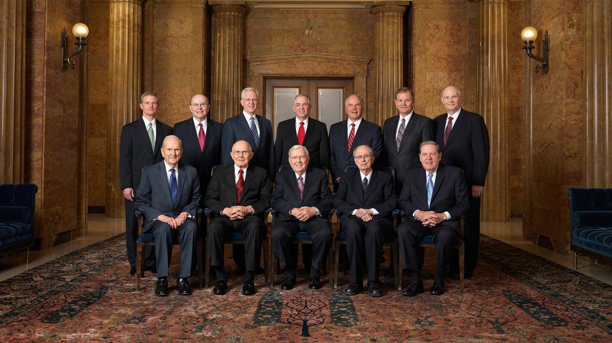 La vita normale degli apostoli mormoni
