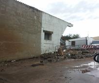 Foto dell'alluvione a Olbia