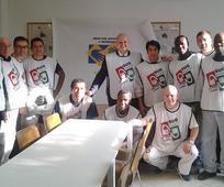 Foto di alcuni volontari