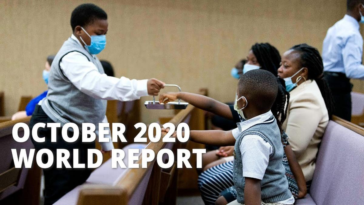 October 2020 World Report